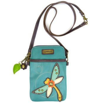 Dragonfly - Cell Phone Xbody (Turquoise)
