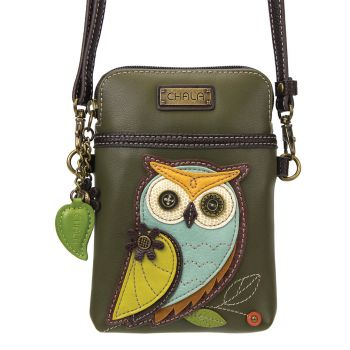 Owl A - Cell Phone Xbody