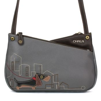 Wiener Dog - Criss Crossbody