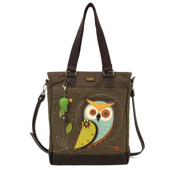 Owl A - Work Tote