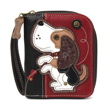 Dog Gen II - Zip Around Wallet