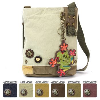 Frog - Patch Crossbody Bag