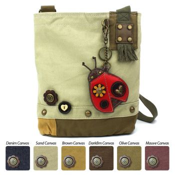 Ladybug - Patch Crossbody Bag