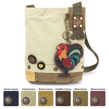 Rooster - Patch Crossbody Bag