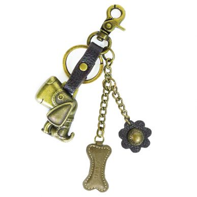Toffy Dog - Charming Key Chain