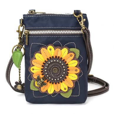 CV-CellPhoneXbody-Sunflower-Navy