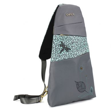 CV-Escape SlingBackpack-Dragonfly-Gray
