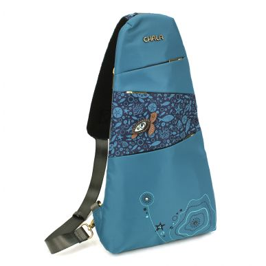 CV-Escape SlingBackpack-Turtle-Turquoise