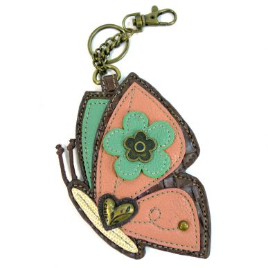 Butterfly - Key Fob/Coin Purse