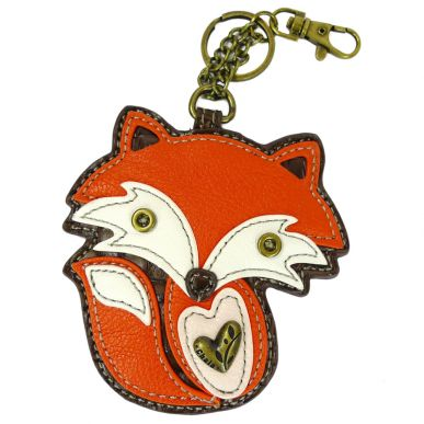 Chala Fox - Key Fob/Coin Purse