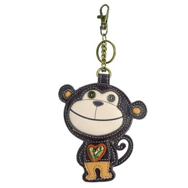 Smartie Monkey - Key Fob