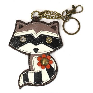 Raccoon - Key Fob