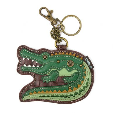CoinPurse/KeyFob - Alligator