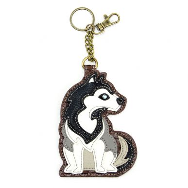 Husky - Key Fob/Coin Purse