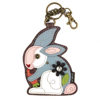 Rabbit - Key Fob/Coin Purse