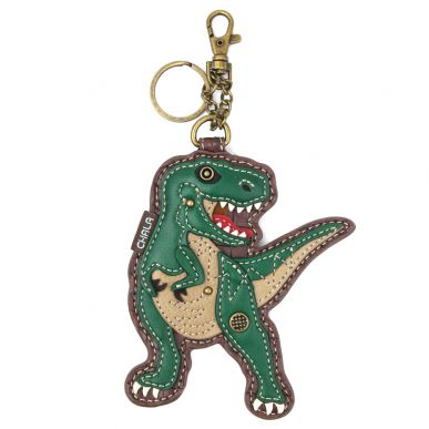 Coin Purse / Key Fob - TRex