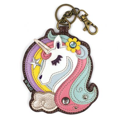 Unicorn - Coin Purse/KeyFob