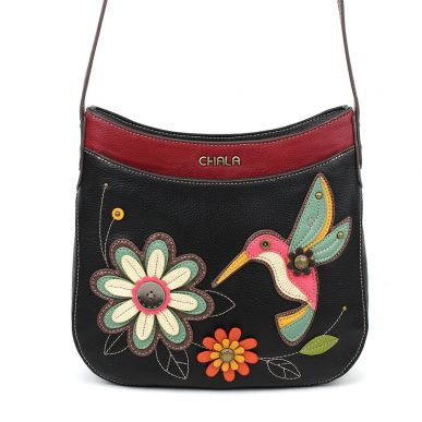 Hummingbird - Crescent Crossbody