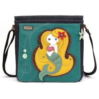 Mermaid - Deluxe Messenger Bag