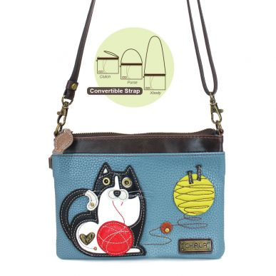 Fat Cat - Mini Crossbody