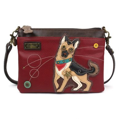 German Shepherd - Mini Crossbody