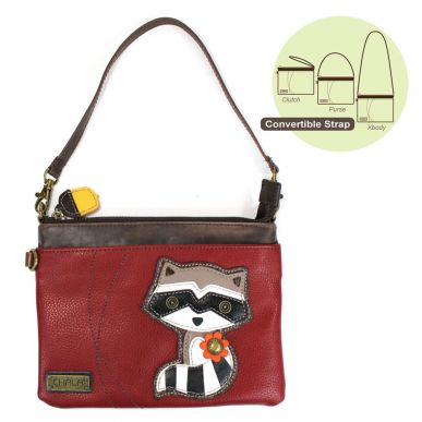 Raccoon - Mini Crossbody