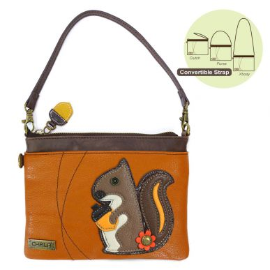 Squirrel - Mini Crossbody