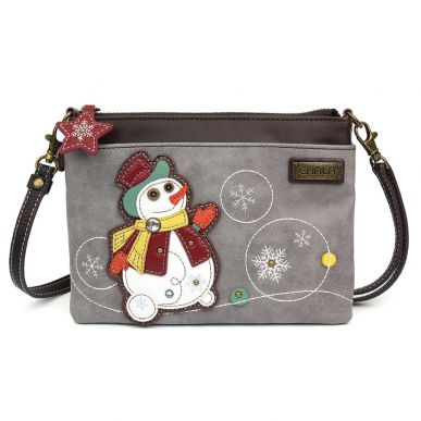 Snowman - Mini Crossbody