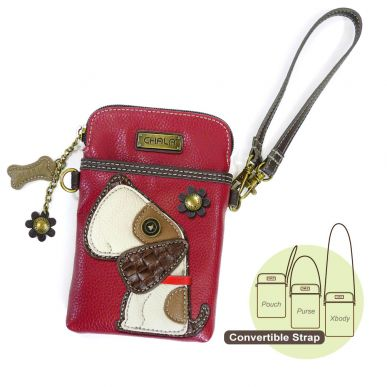 Toffy Dog - Cell Phone Xbody (Burgundy)