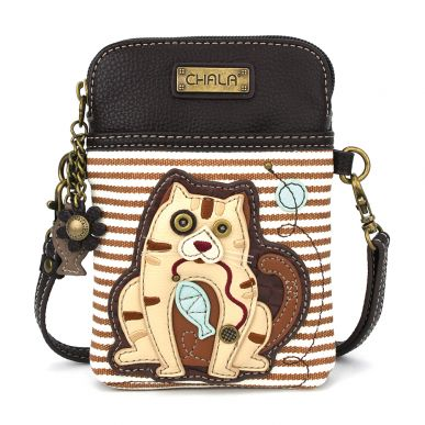 CellPhoneXbody-Cat Gen II -BrownStripe