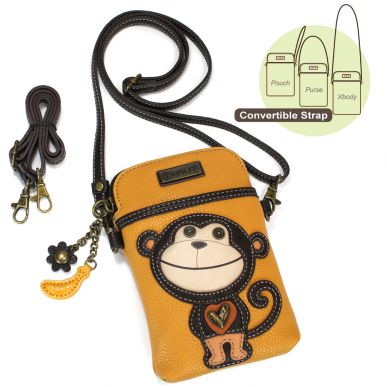 Monkey - Cell Phone Xbody