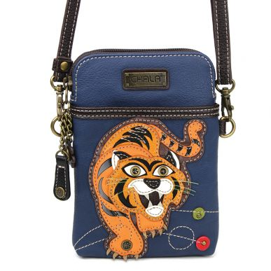 Tiger - Cell Phone Xbody-navy