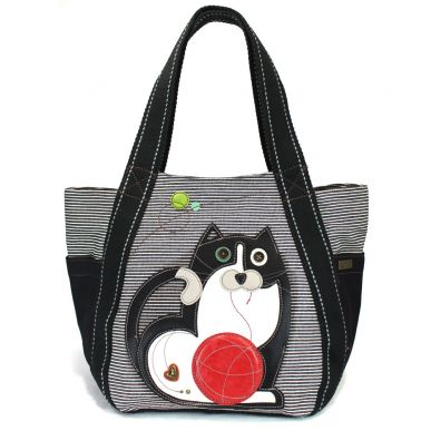 Fat Cat - Carryall Zip Tote
