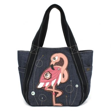 Flamingo - Carryall Zip Tote