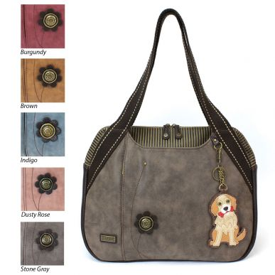 Golden Retriever - Bowling Bag