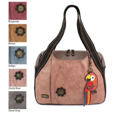 Parrot Red - Bowling Bag