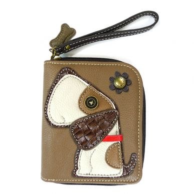 Toffy Dog - Zip Around Wallet