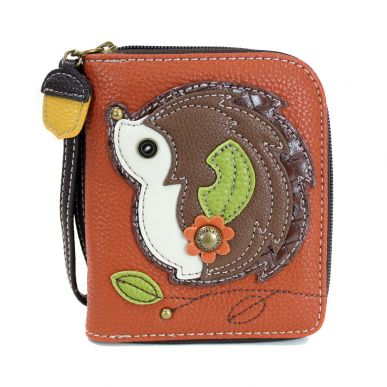 Hedgehog - Zip Around Wallet