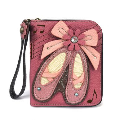 Ballerina - Zip Around Wallet