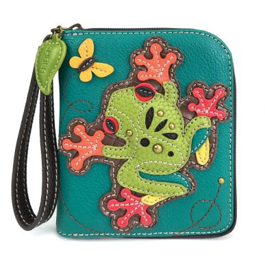 Frog - Zip Around Wallet