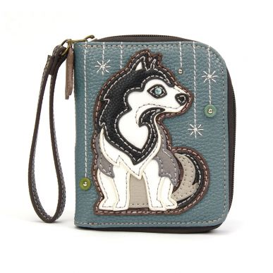 Husky - Zip Around Wallet
