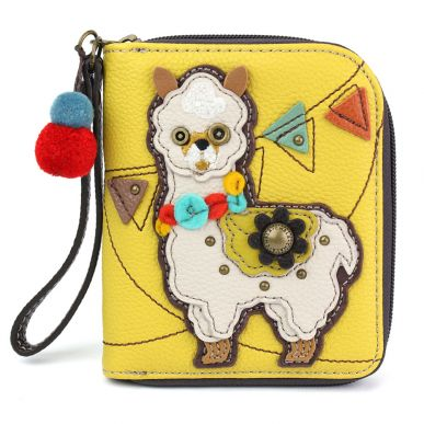 Llama - Zip Around Wallet