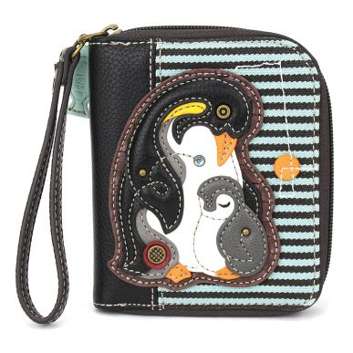 Zip-AroundWallet-Penguin-blueStripe