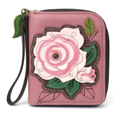 Zip-AroundWallet-Rose-pink