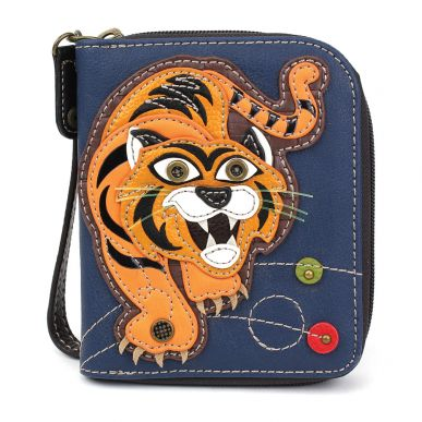 Tiger - Zip Around Wallet