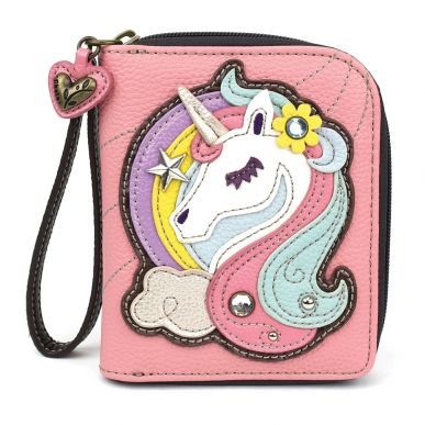 Unicorn - Zip Around Wallet