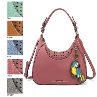 Parrot-Blue - Sweet Tote/Hobo