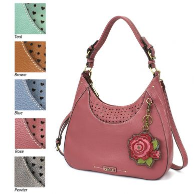 Sweet Tote - Red Rose