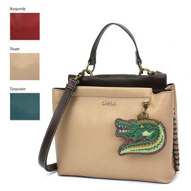 Charming Satchel - Alligator