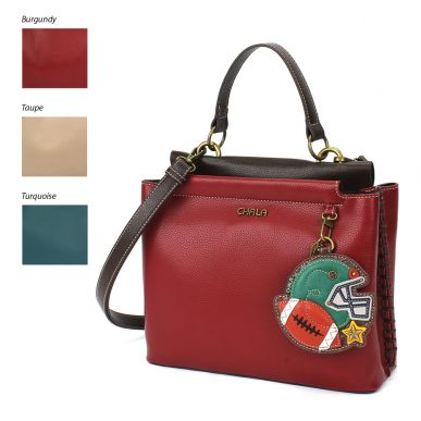 Charming Satchel - Football